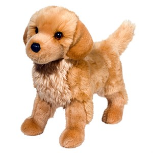 Golden Retriever Plush Stuffed Animal 16 Inch