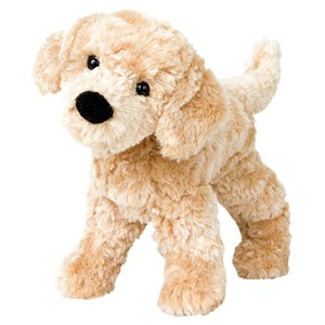 Golden Retriever Plush Stuffed Animal 9 Inch