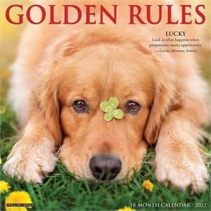 Golden Rules Calendar 2016