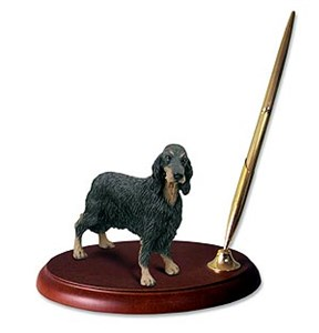 Gordon Setter� Pen Holder