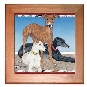 Greyhound Trivet