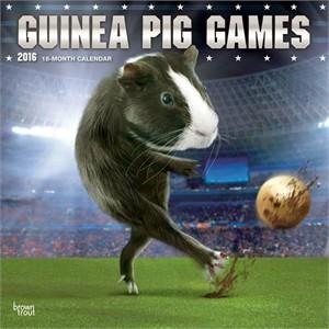 Guinea Pig Games Calendar 2015