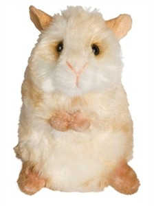 Holly the Hamster Plush Stuffed Animal 5""