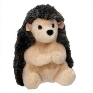 "Bristles the Hedgehog Plush Stuffed Animal 7"""