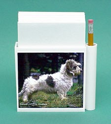 Basset Griffon Vendeen Hold-a-Note