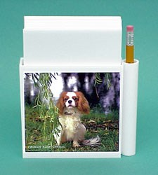 Cavalier King Charles Spaniel Hold-a-Note