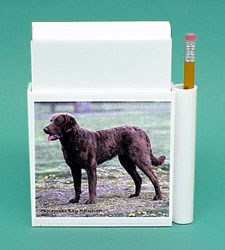 Chesapeake Bay Retriever Hold-a-Note