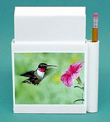 Hummingbird Hold-a-Note