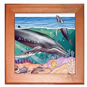 Humpback Whale Trivet