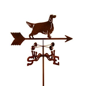 Irish Setter Weathervane
