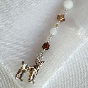 Jack Russell Terrier Bookmark