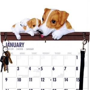 Jack Russell Terrier Calendar Caddy