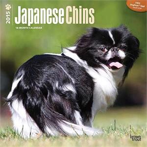 Japanese Chin Calendar 2015