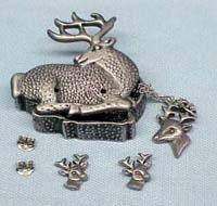 Deer Jewelry Box