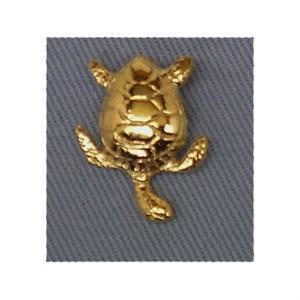 Vermeil Turtle Charm