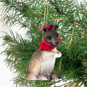 Kangaroo Tiny One Christmas Ornament