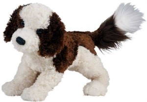 Labradoodle Plush Stuffed Animal 16 Inch