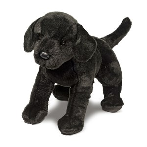 Black Lab Plush Stuffed Animal 23 Inch