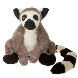 Bean Bag Lemur Plush Stuffed Animal 10""