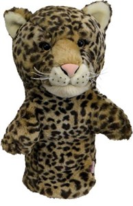 Leopard Golf Headcover