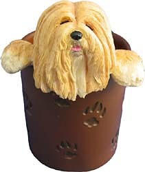Lhasa Apso Pencil Holder