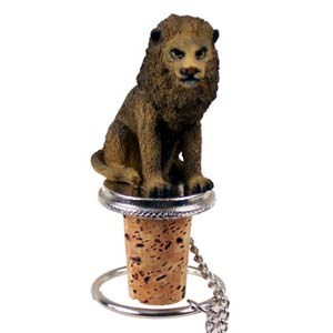 Lion Bottle Stopper