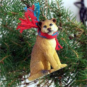 Lioness Tiny One Christmas Ornament