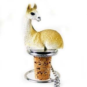 Llama Bottle Stopper