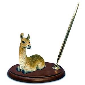 Llama Pen Holder