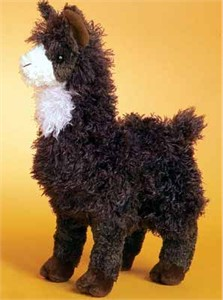 Llama Stuffed Plush Animal
