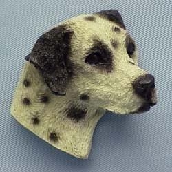 Dalmatian Fridge Magnet