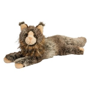 Maine Coon Cat Stuffed Plush Animal