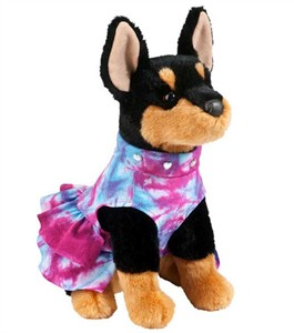 Miniature Pinscher Plush