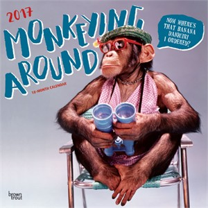 Monkeying Around Calendar 2015