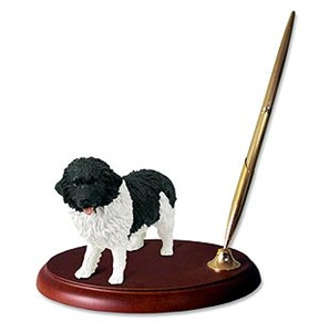 Newfoundland Pen Holder (Landseer)
