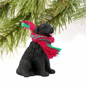 Newfoundland Tiny One Christmas Ornament