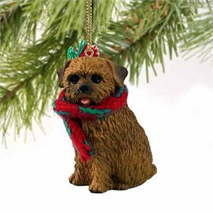 Norfolk Terrier Tiny One Christmas Ornament