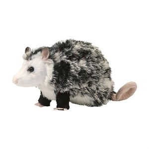 Opossum Plush Stuffed Animal 9 Inch