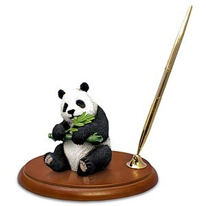 Panda Bear Pen Holder