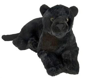 "Laydown Panther Plush Stuffed Animal 16"""