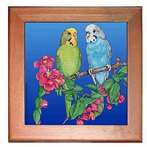 Parakeet Trivet