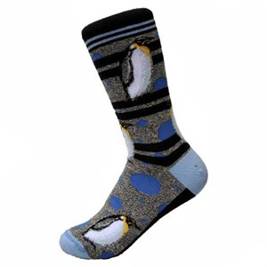 Penguin Bubbles Socks