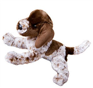 Hunter the Pointer Plush Stuffed Animal 16""