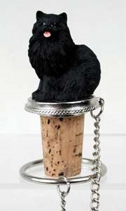 Pomeranian Bottle Stopper