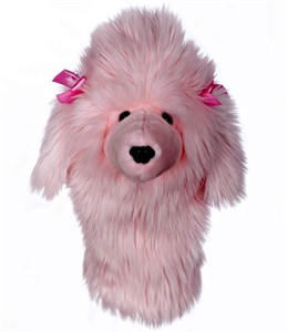 Poodle Golf Headcover