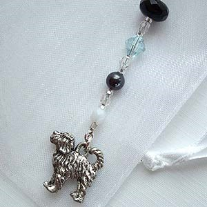 Portuguese Water Dog Bookmark