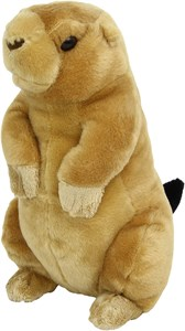 Standing Prairie Dog Plush Stuffed Animal 12""