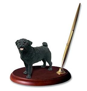 Pug Pen Holder