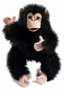 Chimpanzee Puppet