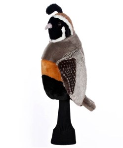 Quail Golf Headcover